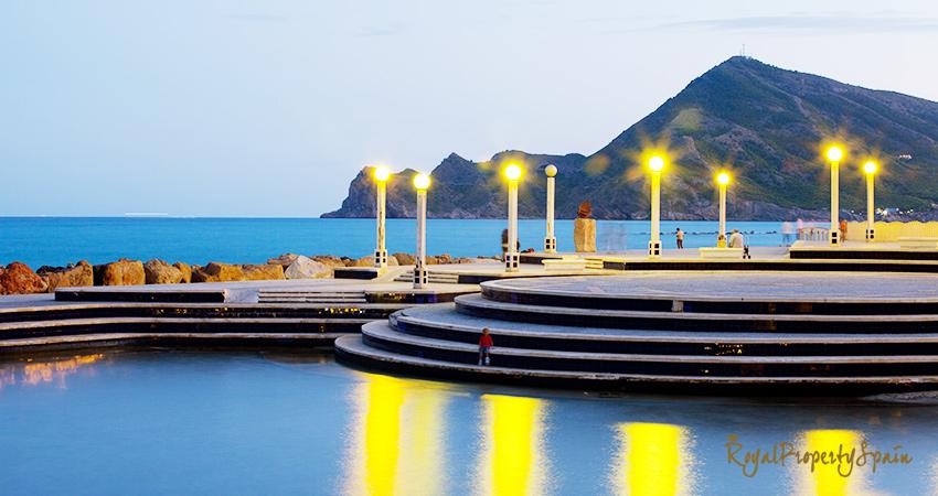 Альтеа побережье Коста Бланки Испания