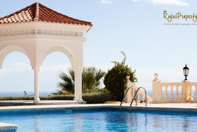 Мой бассейн в Испании