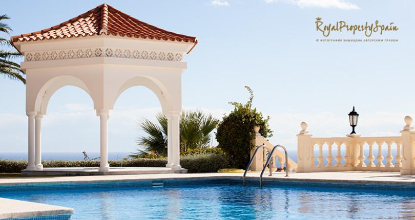 Мой бассейн в Испании - каким ему быть, решать Вам