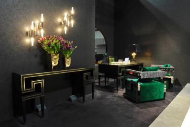 итальянская элитная мебель versace - мебель в Испании