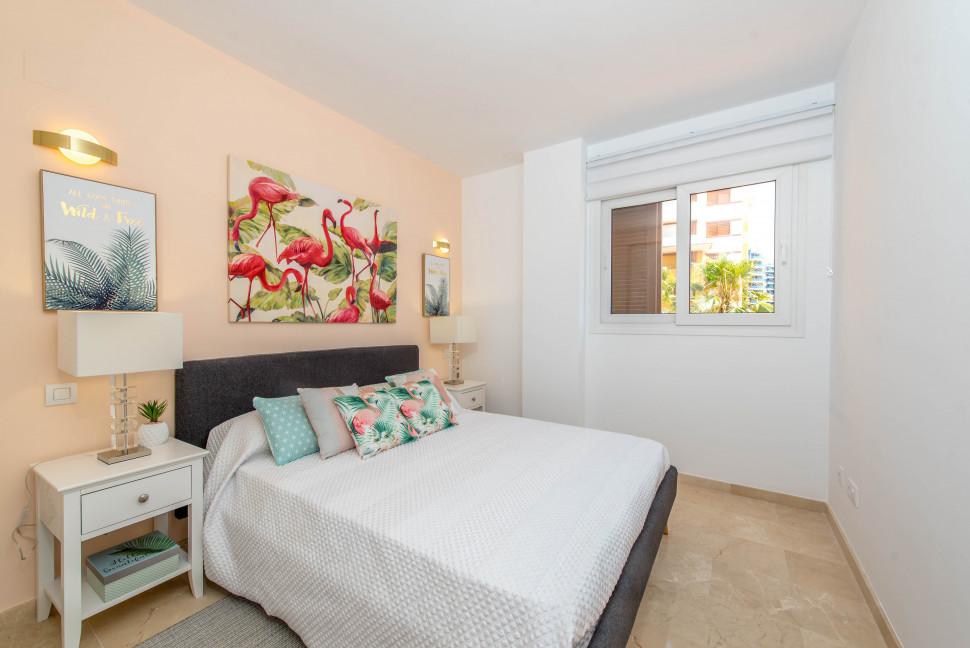 The apartments Recoleta