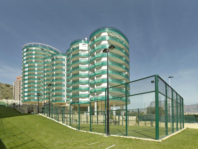 New building in Benidorm La Cala