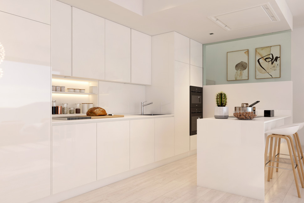 Townhouse Modelo White in Costa Blanca