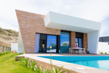 Villa Blue in Costa Blanca