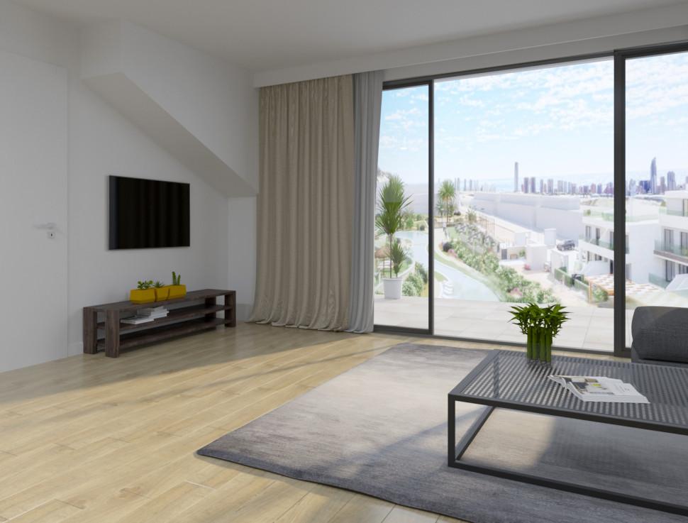 Duplex in Benidorm