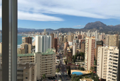 Apartments in Benidorm