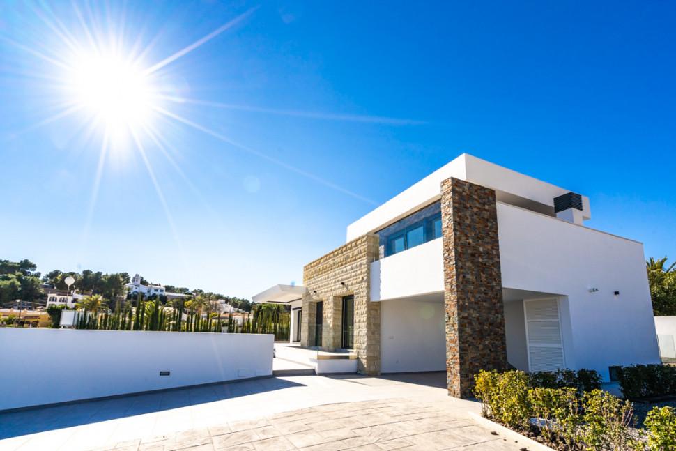 Villa in Alfaz del Pi