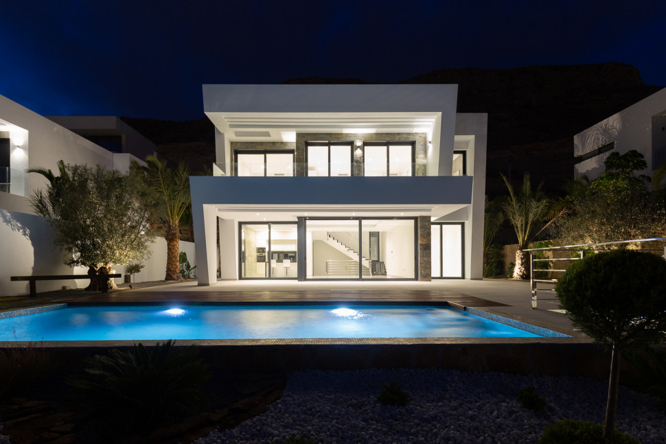Villa Rome   in Finestrat
