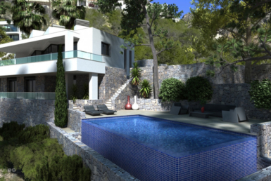 Modern Villa in Altea Hills