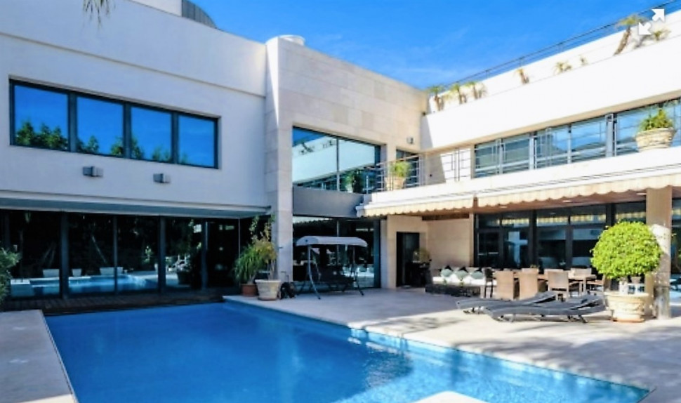 The most luxurious house in Alicante